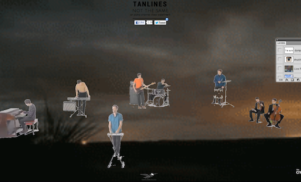 Tanlines share an interactive version of their 'Not The Same' video