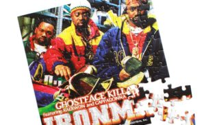Hip-hop box-set kings Get On Down to reissue Ghostface Killah's Ironman, complete with jigsaw puzzle