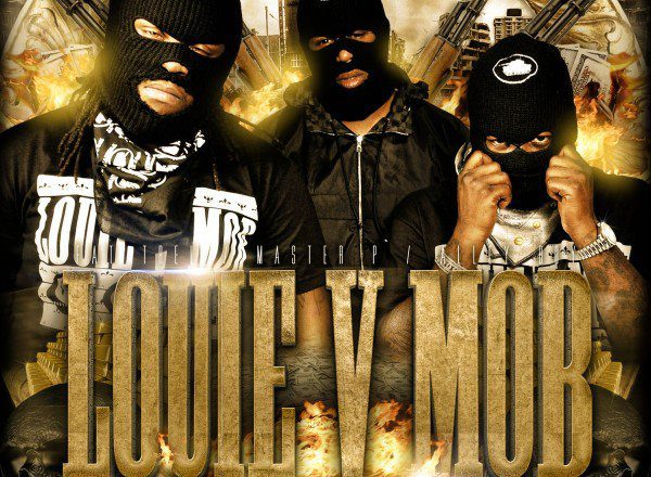 Master P, Fat Trel, and Alley Boy unite as Louie V Mob on