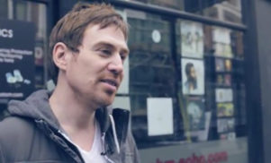 Record shopping with… Photek