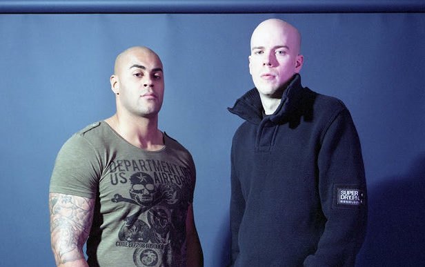 Download an exclusive mix by garage heroes Oxide & Neutrino