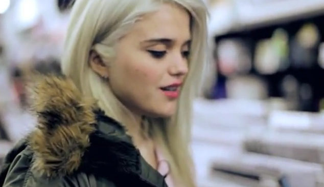 Record Shopping with… Sky Ferreira