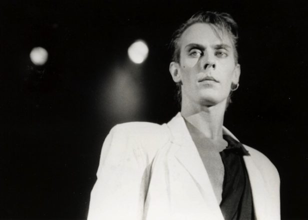 Peter Murphy announces world tour; will only play Bauhaus material