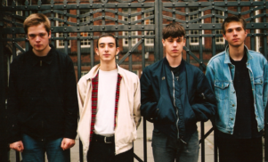 """Growing young fast: Danish punks Iceage talk You're Nothing and a music """"completely stripped of politics"""""""