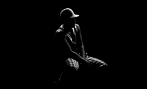 Watch the shadowy video for Zebra Katz's 'Y I Do'