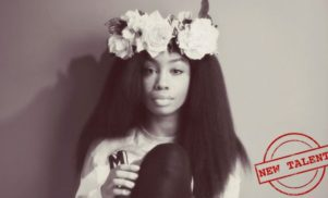 "New talent: alt-R&B vocalist SZA on ""snatching"" tracks and putting her music in the universe"