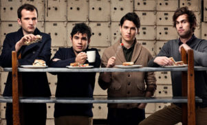 """""""It could be that we're the Modern Vampires"""": Vampire Weekend talk their new album, growing up and divorcing from Twilight"""