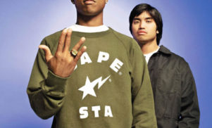 Stream two hours of beats from hip-hop hit machines The Neptunes, courtesy of DJ Martelo