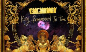 Download Big K.R.I.T.'s King Remembered In Time mixtape, featuring Bun B, Future, and more