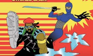 Download Major Lazer's fourth Lazer Strikes Back EP