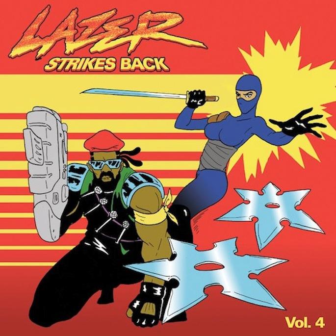 Download Major Lazer's fourth Lazer Strikes Back EP