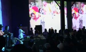 Watch Lunice's SXSW Boiler Room set, featuring Deniro Farrar, Mykki Blanco, and Flatbush Zombies