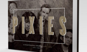 """Pixies to collect unseen images in lavish """"visual history"""" book"""