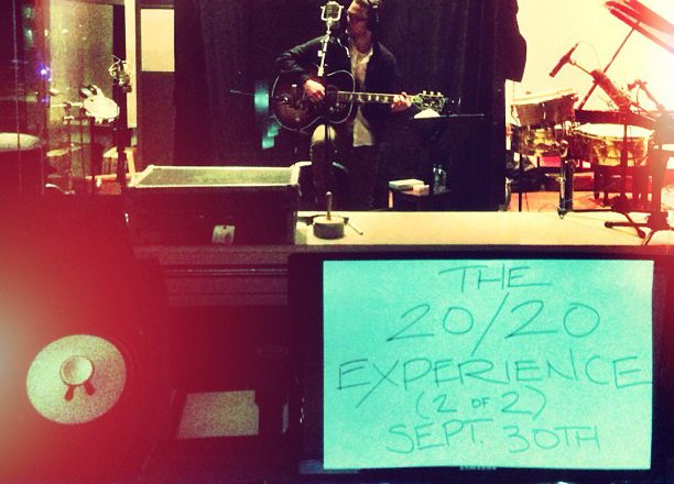 Justin Timberlake to release second part of The 20/20 Experience