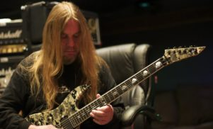 R.I.P. Slayer guitarist Jeff Hanneman