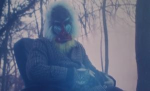 DJ Koze and Apparat send in the clowns (and the baboons) on freaky 'Nices Wölkchen' video