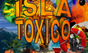 Rizzla and False Witness share amped up Isla Toxico EP