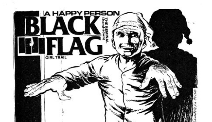Watch The Art Of Punk Documentary On Black Flag S Iconic