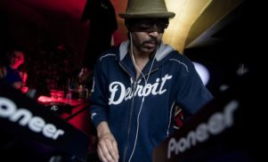 Premiere: Download Moodymann's funk stomper 'Some Mo'
