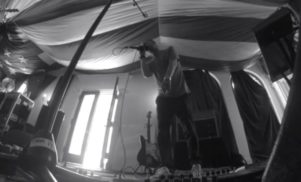 Watch Atoms For Peace rehearse their eponymous song from Thom Yorke's The Eraser