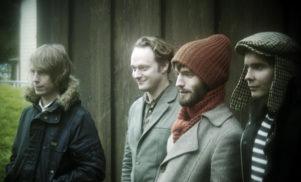 Sigur Rós unveil stormy title track from nearly-here album 'Kveikur'