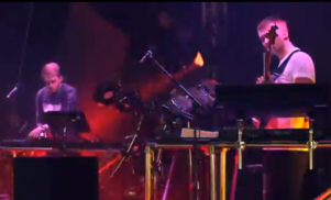 Watch the unstoppable Disclosure perform Settle tracks at Field Day
