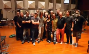 Watch a dozen of the world's greatest drummers play together for the Man of Steel soundtrack