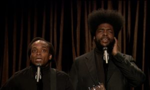 """Watch The Roots' """"Black Simon and Garfunkel"""" cover Daft Punk's 'Get Lucky'"""