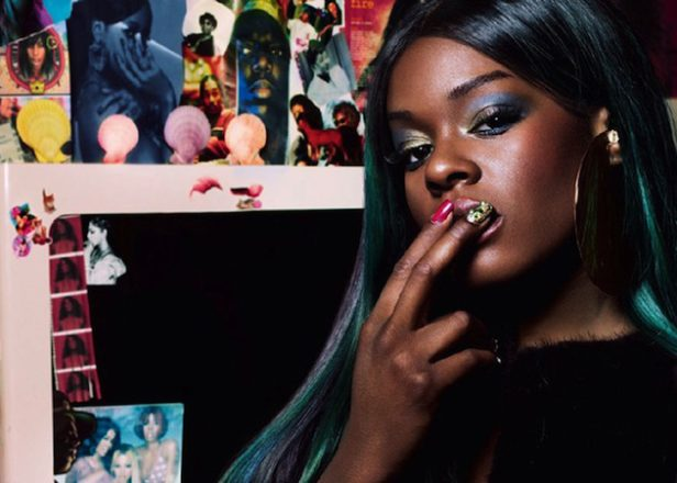 Listen to Azealia Banks' 'ATM Jam', produced by and featuring Pharrell