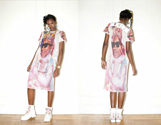 Lil B-inspired fashion line now on sale