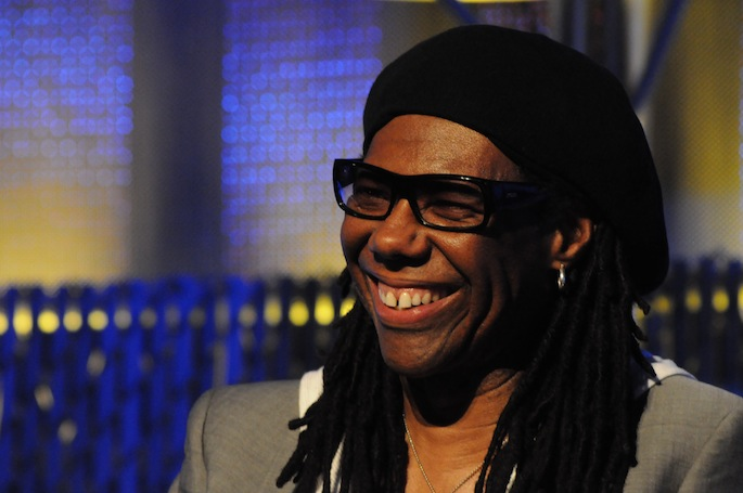 Nile Rodgers plans collaboration with Daft Punk
