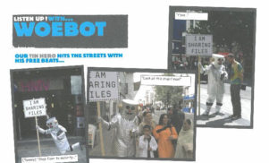 From the Archives: Woebot Hits the Streets