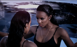 Watch Kelly Rowland's video for the confessional 'Dirty Laundry'