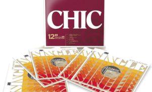 Disco heroes Chic to reissue 10 classic singles in vinyl boxset