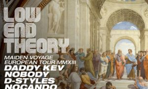 Low End Theory to shortly set off on maiden European voyage