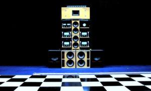Watch a mini-documentary on James Murphy and 2ManyDJs' 50,000-watt vinyl-only soundsystem