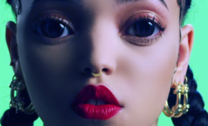 Young Turks signee FKA twigs shares video for 'Water Me', co-produced by Arca