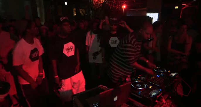 Watch the Teklife crew take over Boiler Room