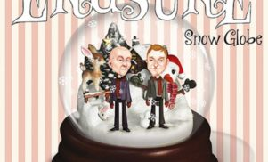 Erasure announce Christmas album Snow Globe and reveal ludicrous artwork
