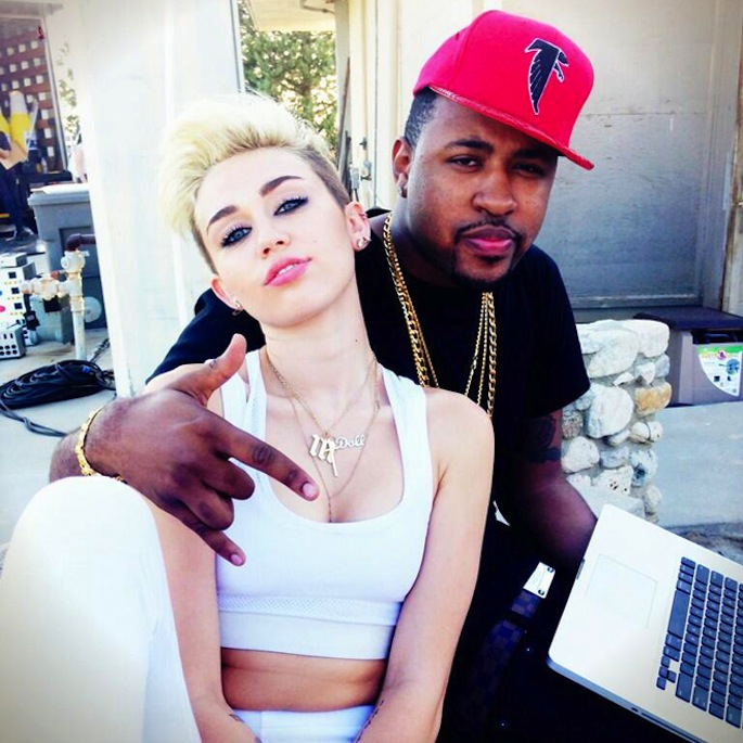 Mike Will Made-It recruits Miley Cyrus, Juicy J, and Wiz Khalifa for long-waited '23'