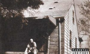 For sale: Eminem's childhood home, as seen on The Marshall Mathers LP sleeve