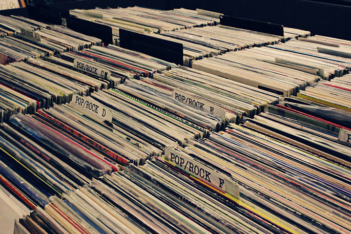 Guess whose album has moved the most vinyl on Amazon?