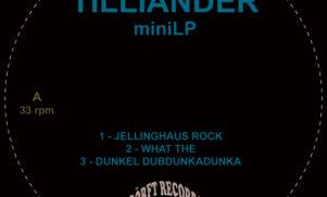 Premiere: Hear Andreas Tilliander's Börft Records debut Mini LP in full