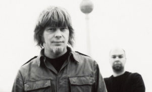 Legendary Finnish duo Pan Sonic announce new album Oksastus