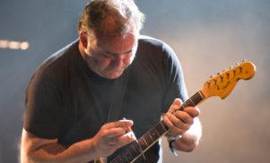 Stream Portishead member Adrian Utley's 19-guitar version of Terry Riley's In C
