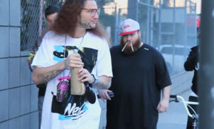 Riff Raff announces joint album with Action Bronson, Galaxy Gladiators