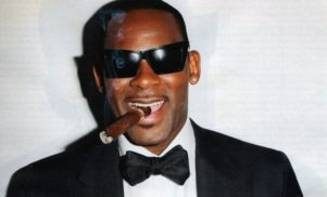 Listen to R. Kelly's predictably raunchy 'Cookie'