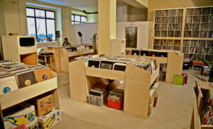 """I just want everybody happy"": introducing Recordloft, Berlin's best new second hand record shop"