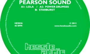 Preview Pearson Sound's forthcoming Starburst EP for Hessle Audio