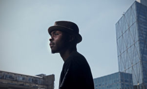 """Music from a honest place, it instantly becomes timeless"": meet rising soul singer Azekel, and download 'In the Zone '13'"
